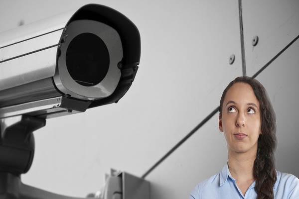 Políticas de privacidad de las cámaras de seguridad